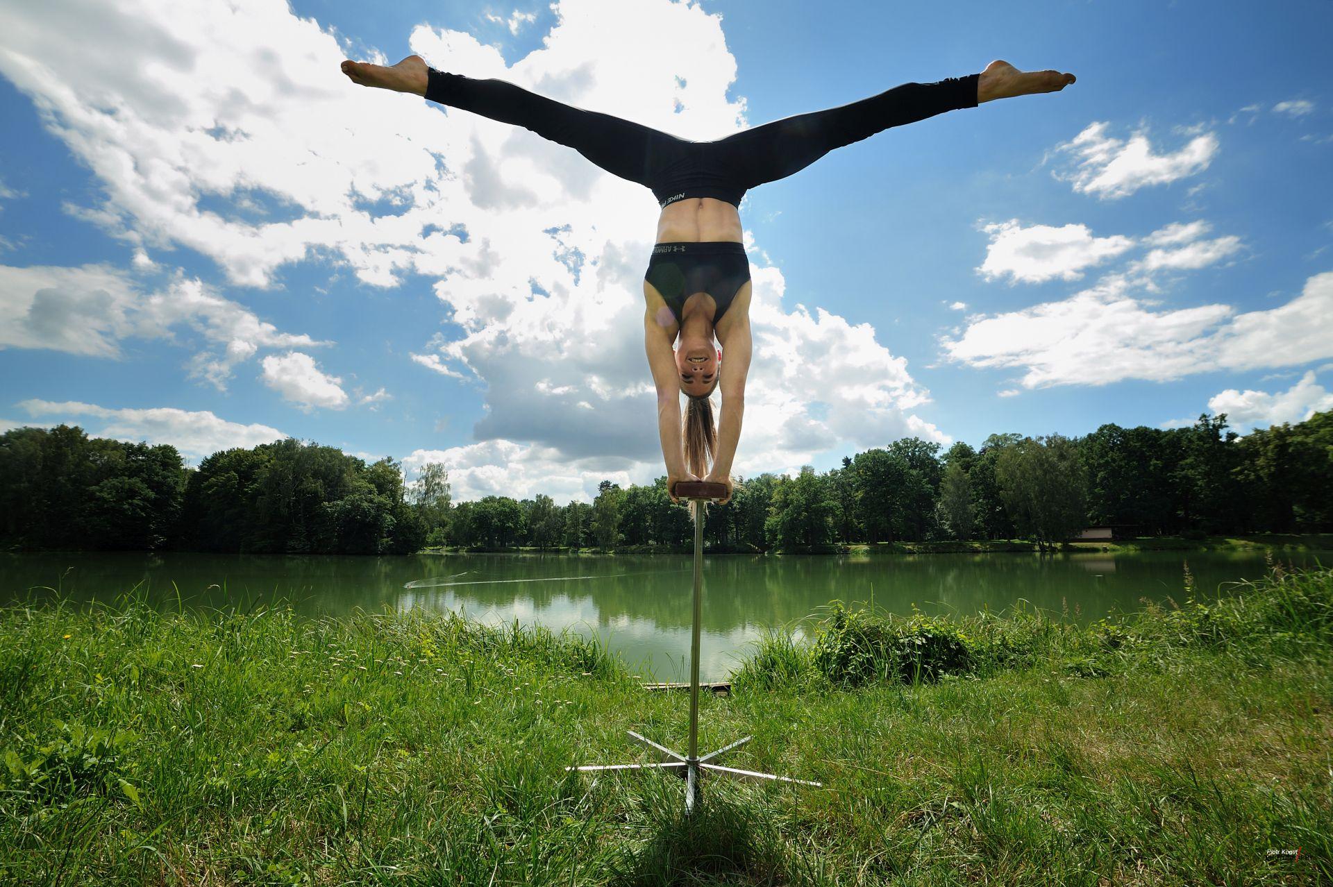 akrobatyk zajęcia
