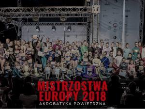 Mistrzostwa europy na szarfach i kołach powietrznych (1)