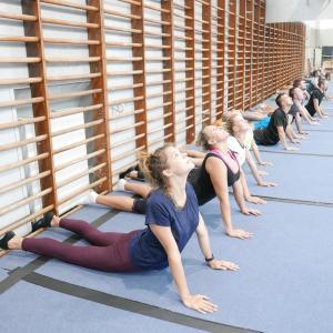 Stretching dla dorosłych